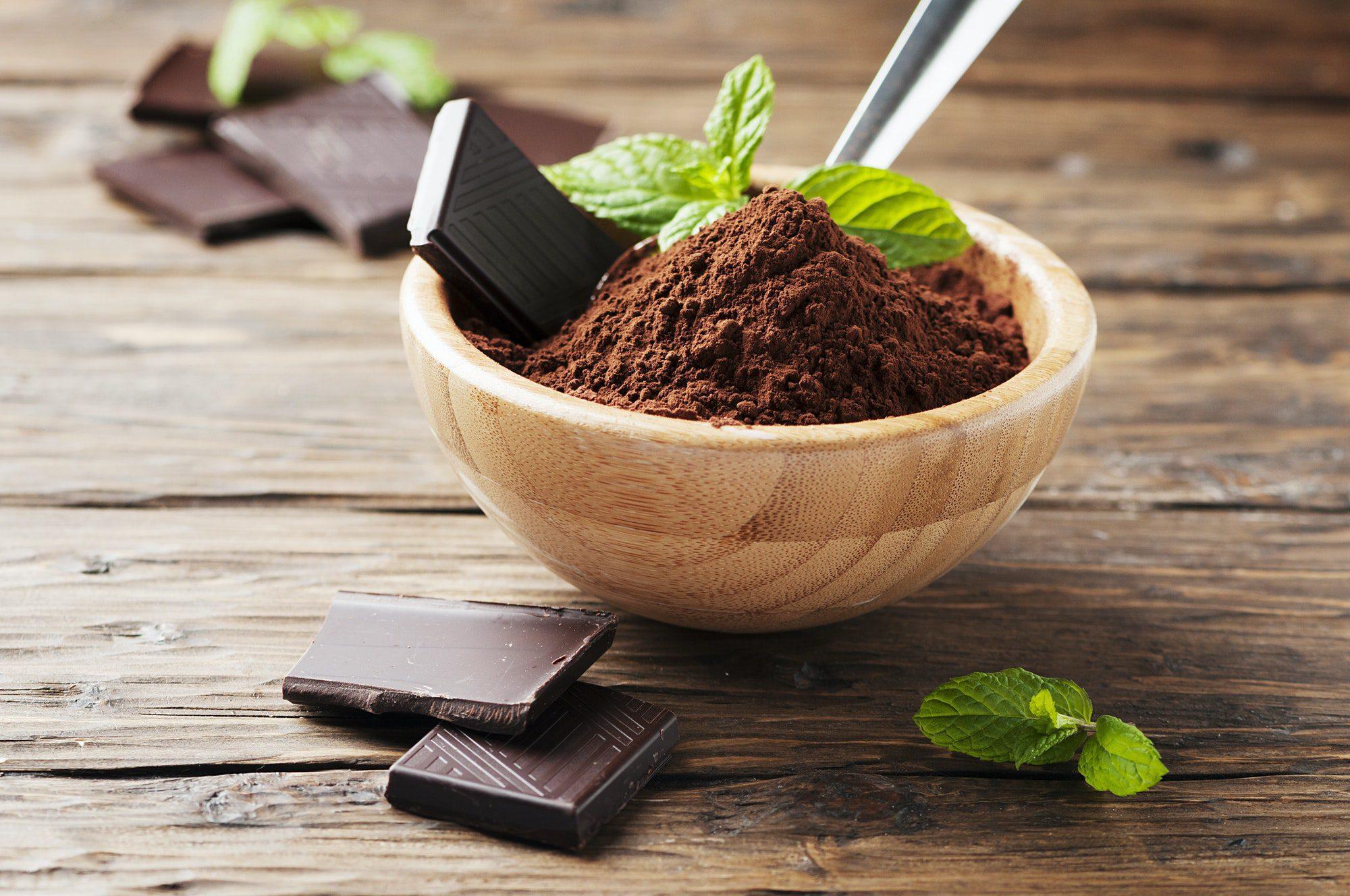 Microdosificación con cacao